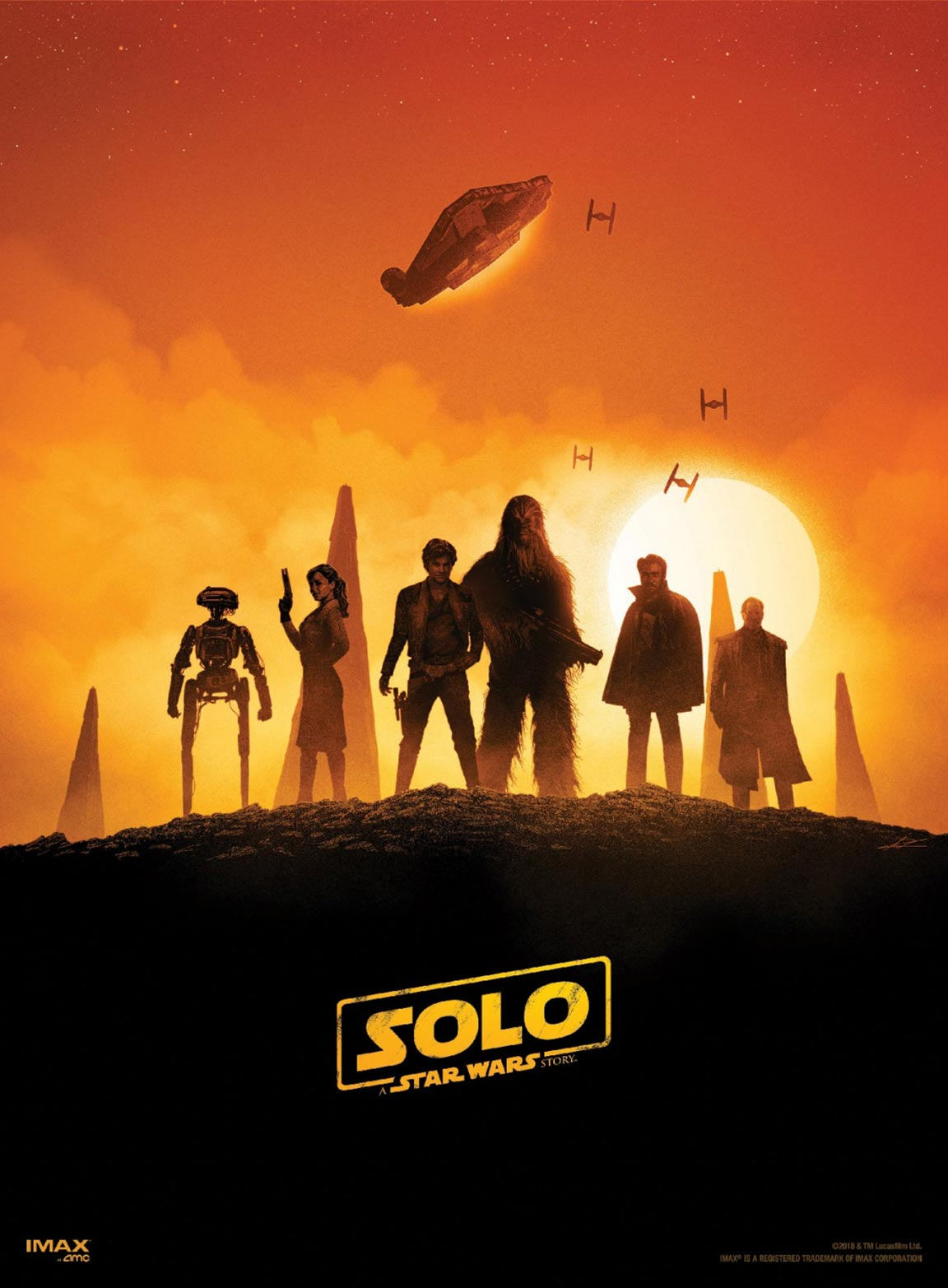 Solo: A Star Wars Story Poster #29