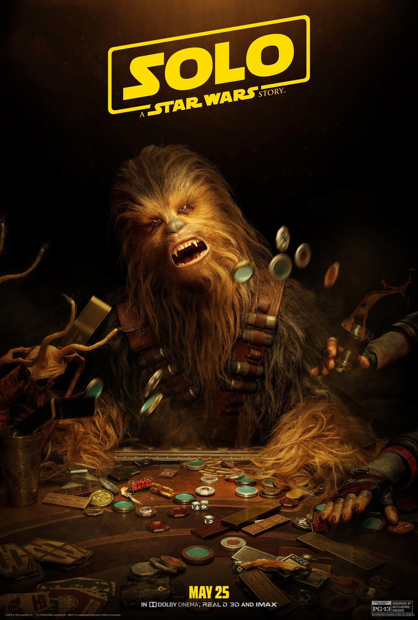 Solo: A Star Wars Story Poster #33