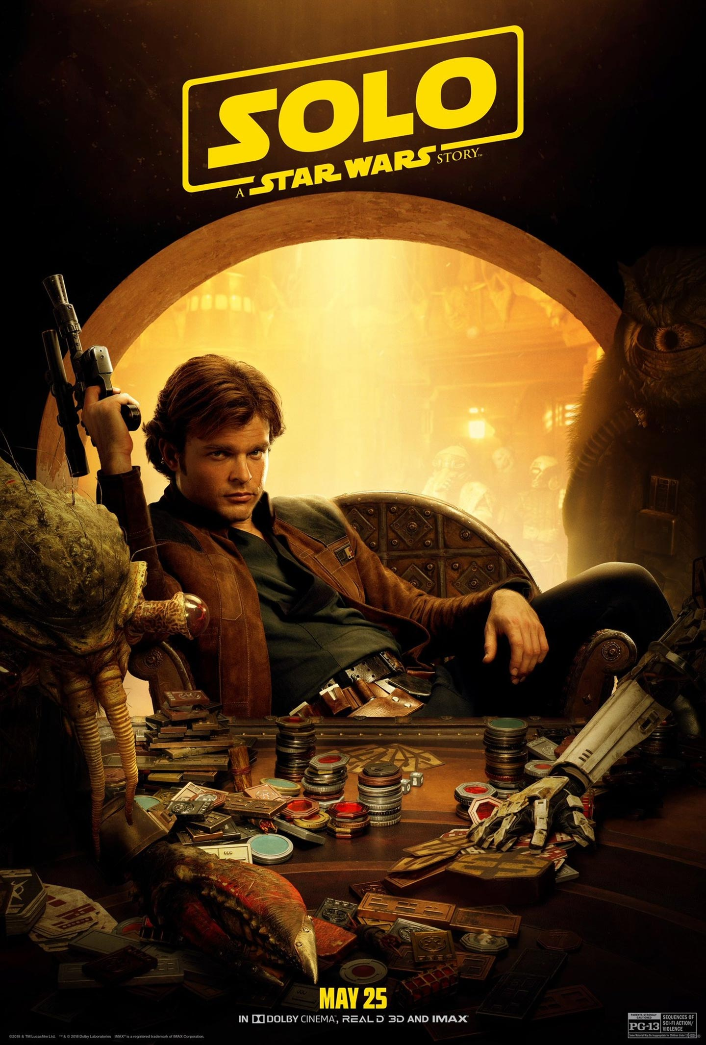 Solo: A Star Wars Story Poster #34