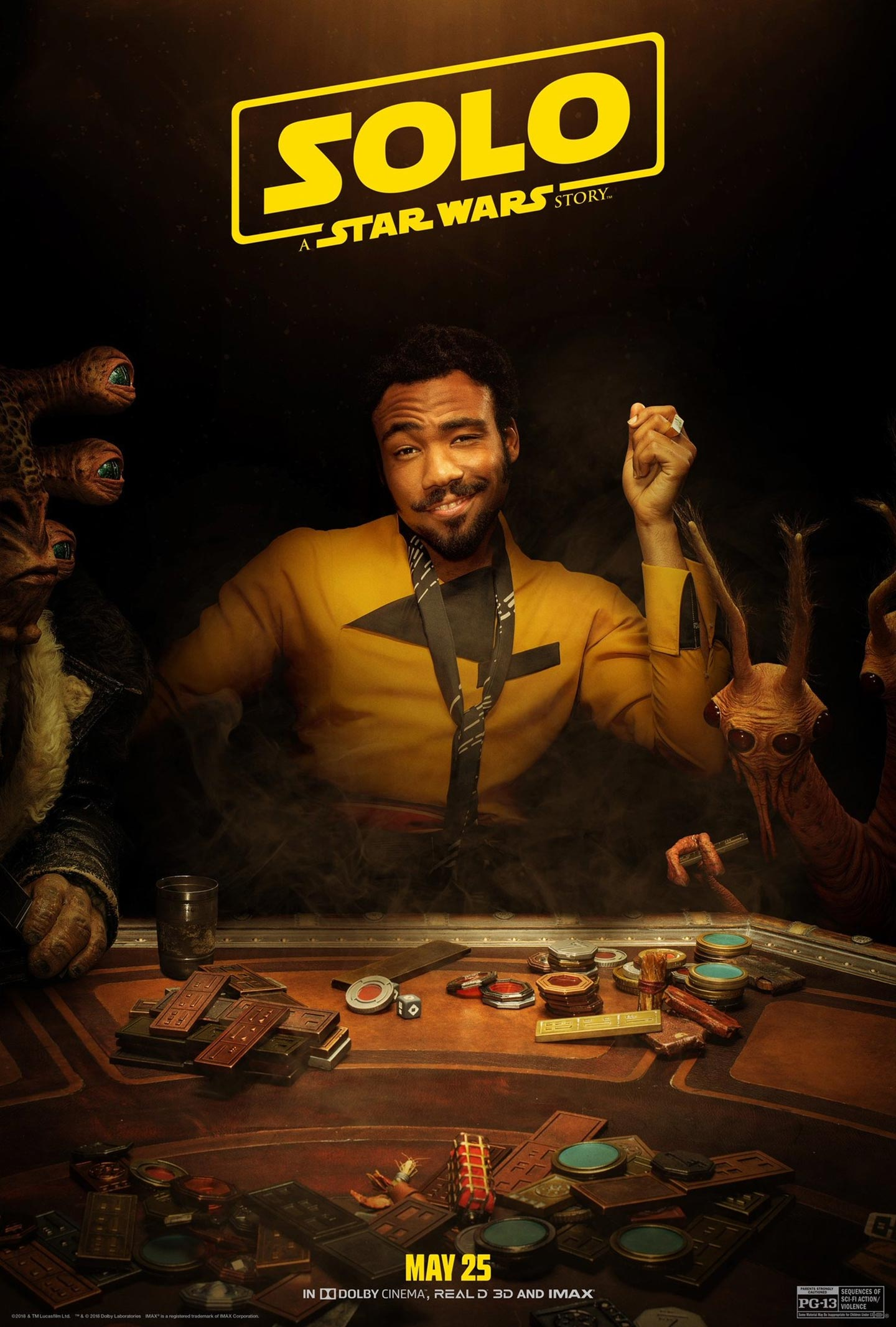 Solo: A Star Wars Story Poster #36