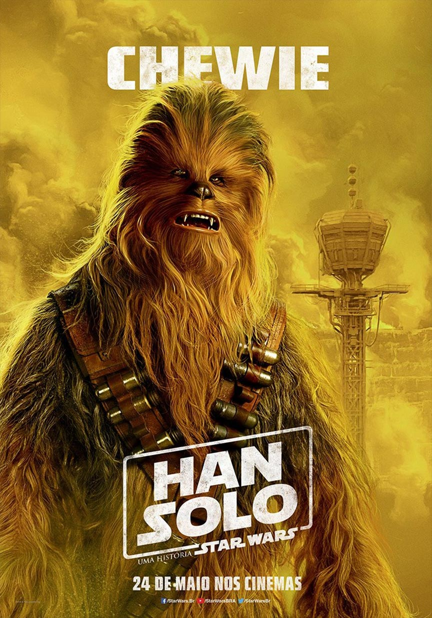 Solo: A Star Wars Story Poster #8