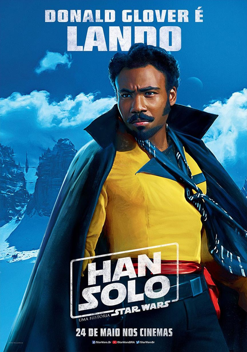 Solo: A Star Wars Story Poster #9