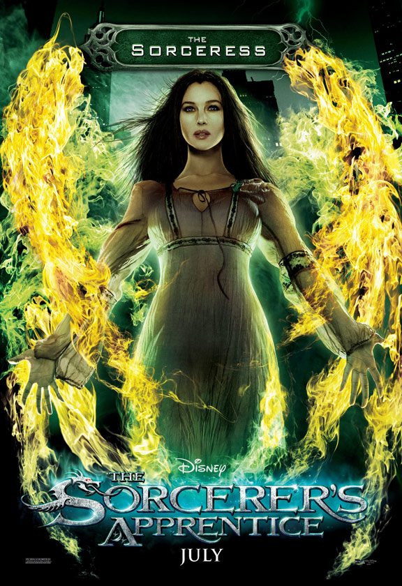 The Sorcerer's Apprentice Poster #4