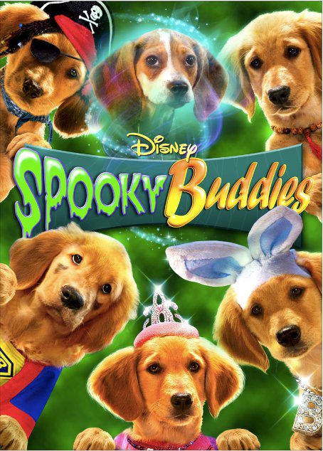 Spooky Buddies Poster #1