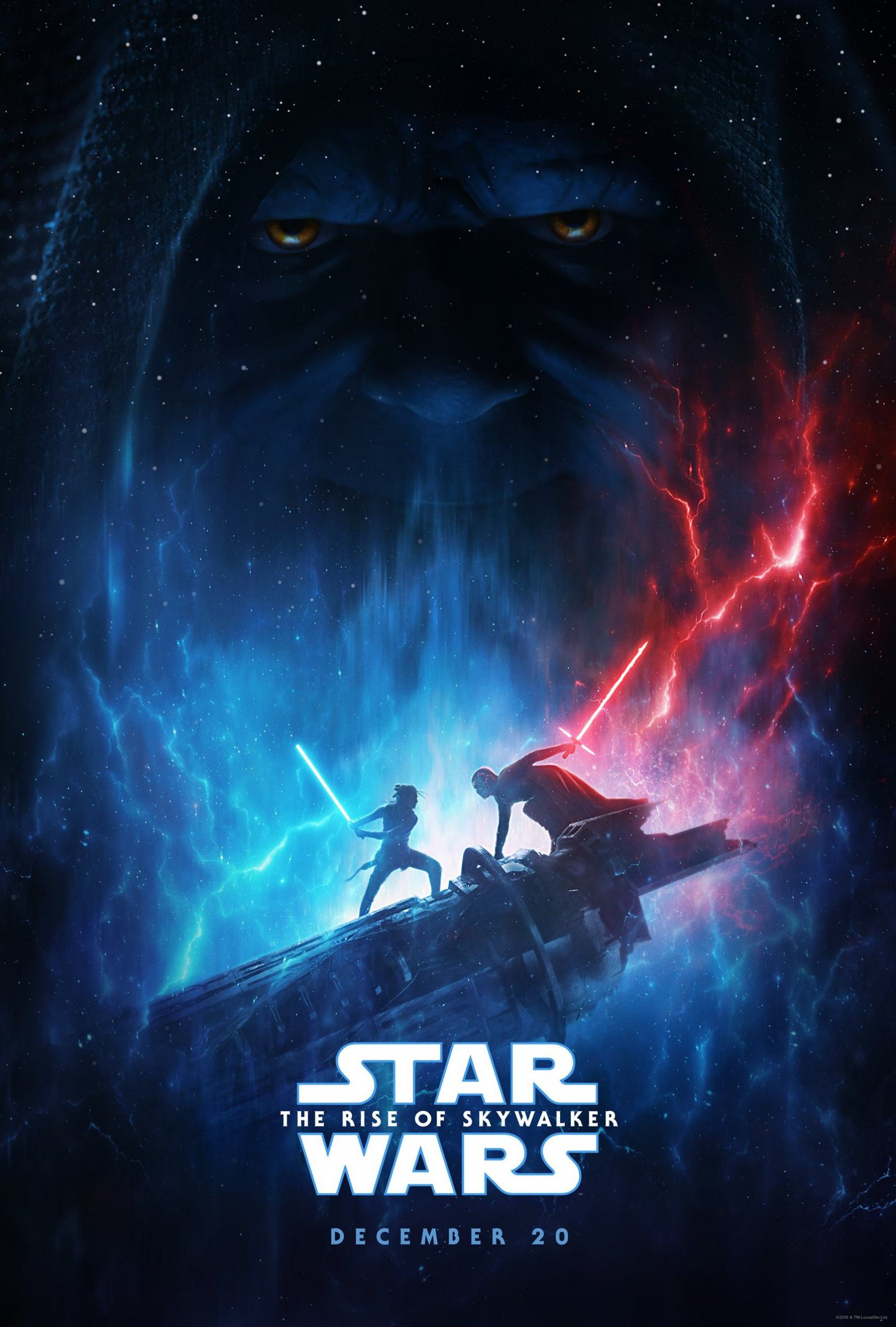 Star Wars: The Rise of Skywalker Poster #2