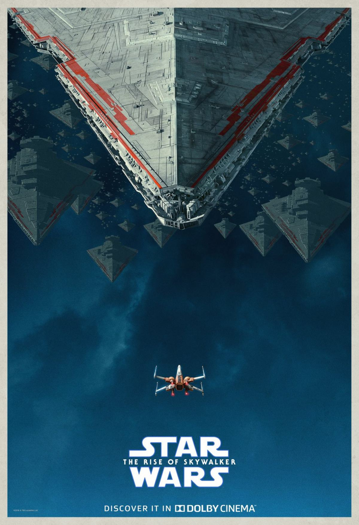 Star Wars: The Rise of Skywalker Poster #4