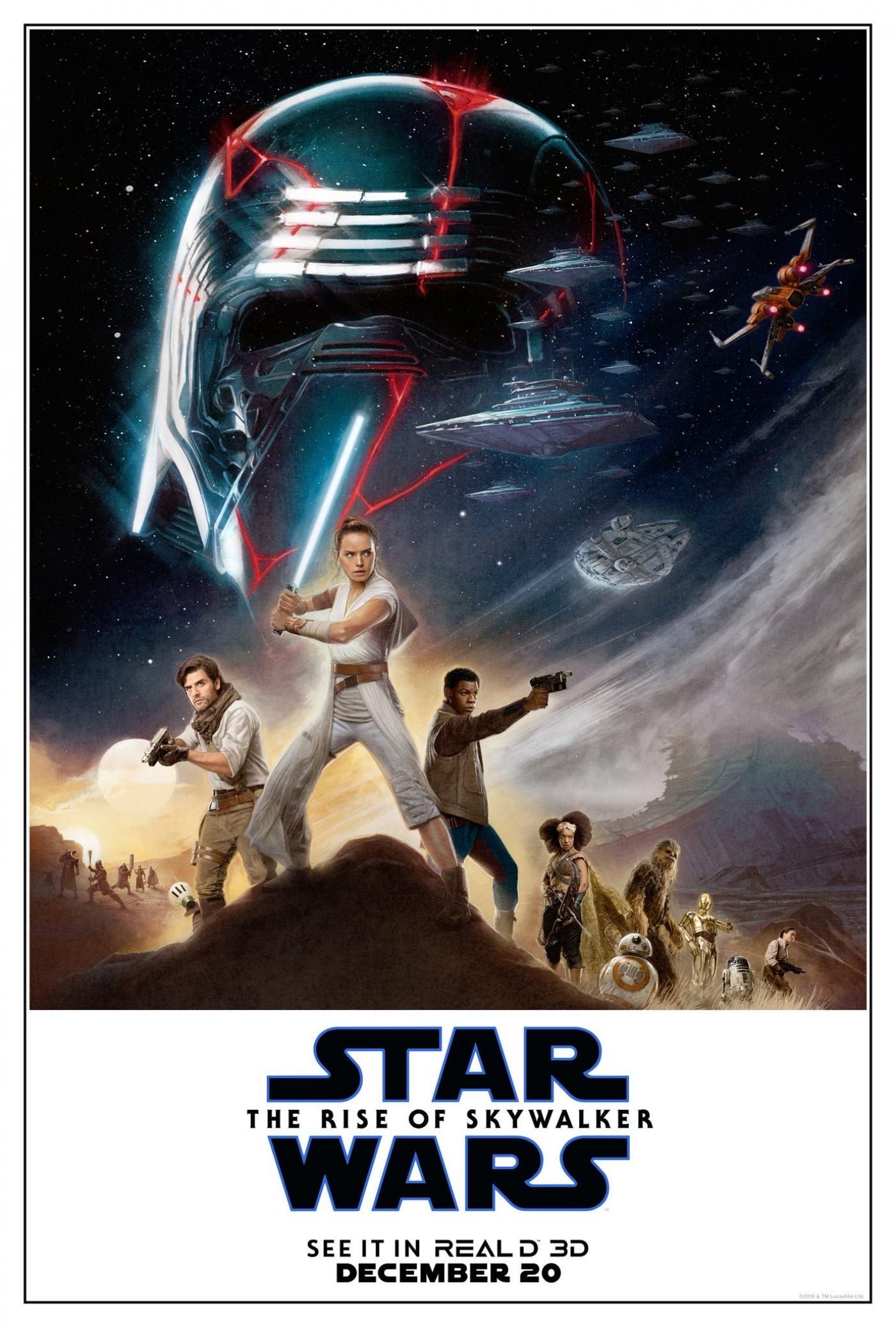 Star Wars: The Rise of Skywalker Poster #6