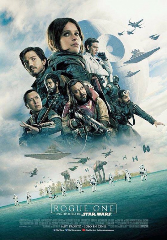 Rogue One: A Star Wars Story Poster #16