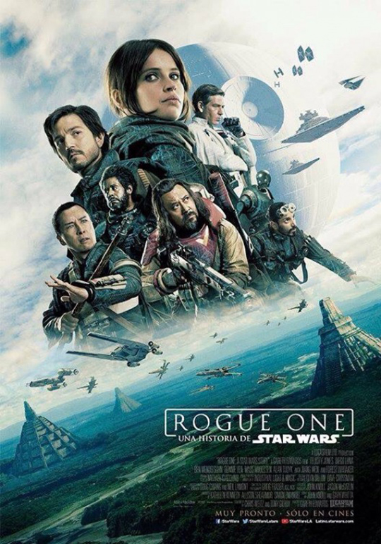 Rogue One: A Star Wars Story Poster #17