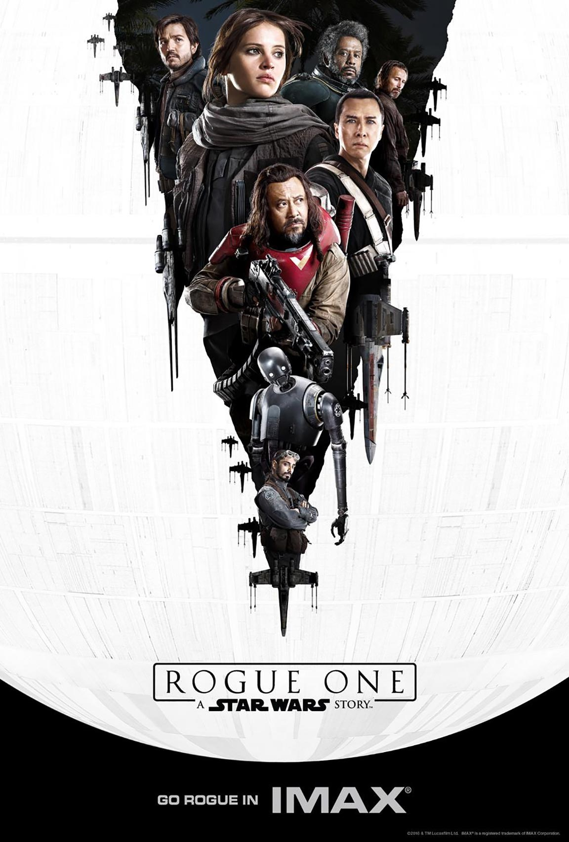 Rogue One: A Star Wars Story Poster #18