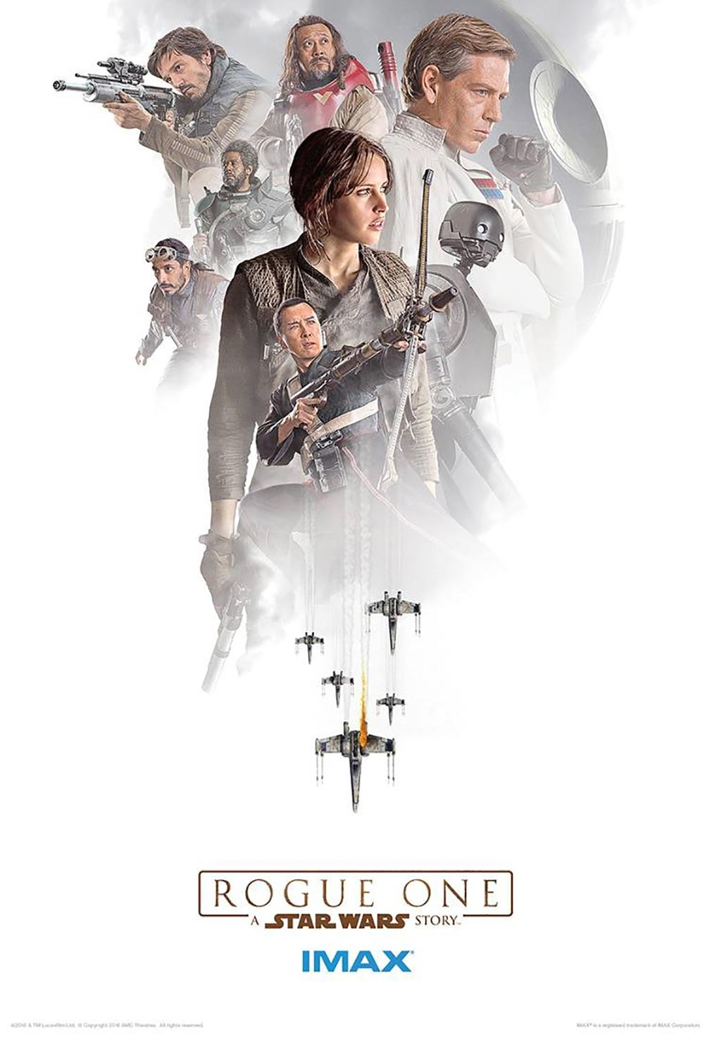 Rogue One: A Star Wars Story Poster #28