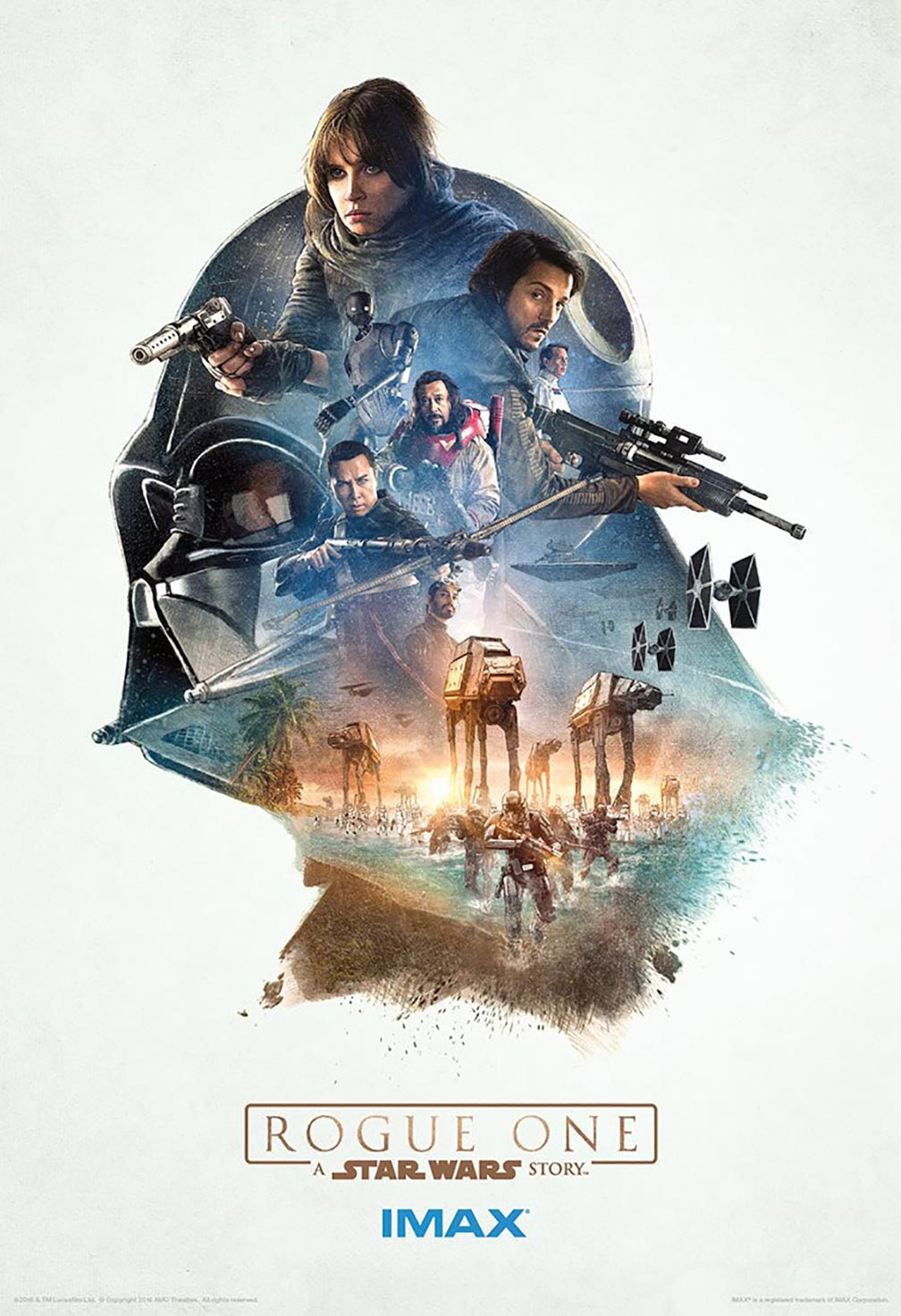 Rogue One: A Star Wars Story Poster #30
