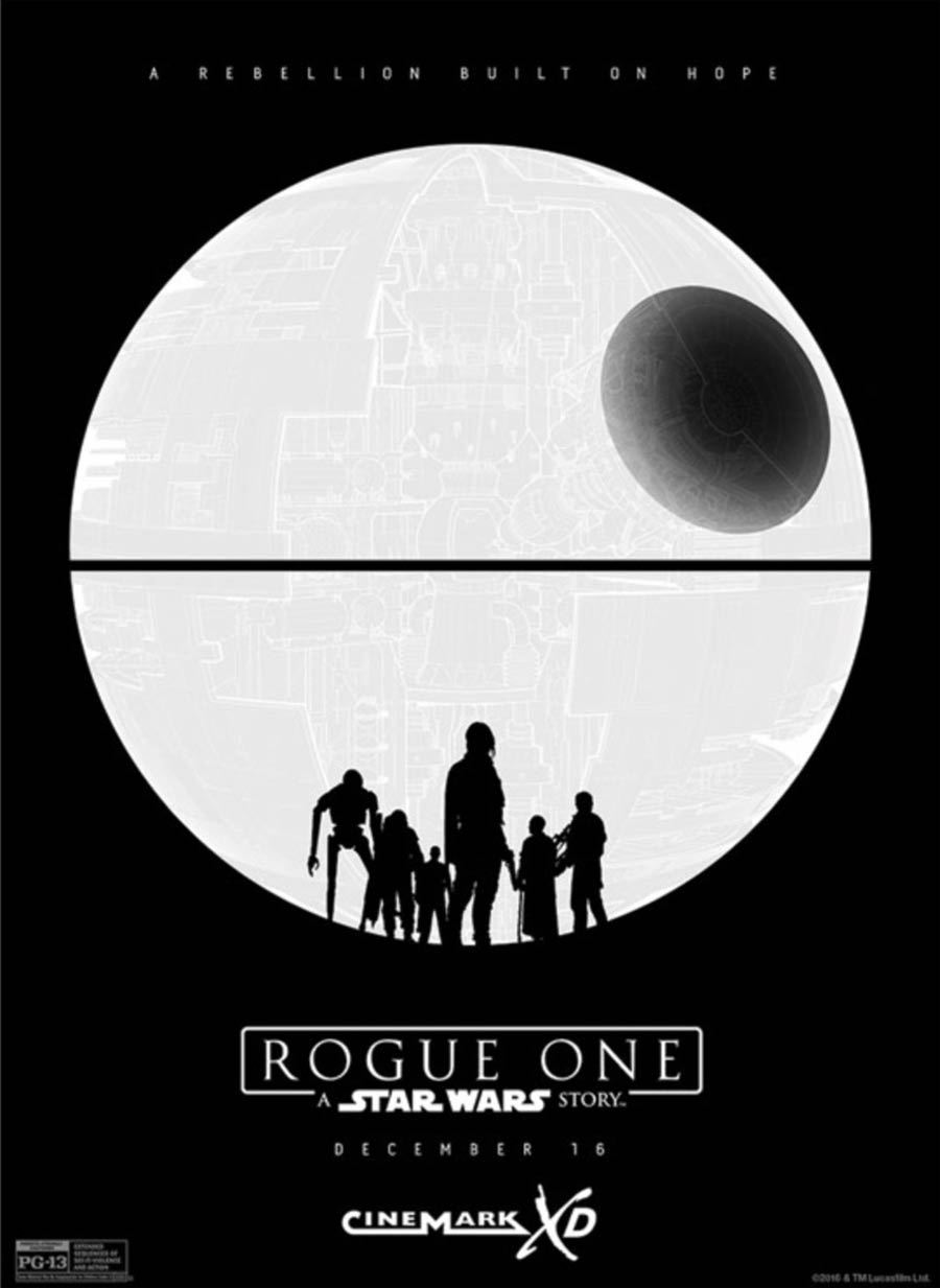 Rogue One: A Star Wars Story Poster #34