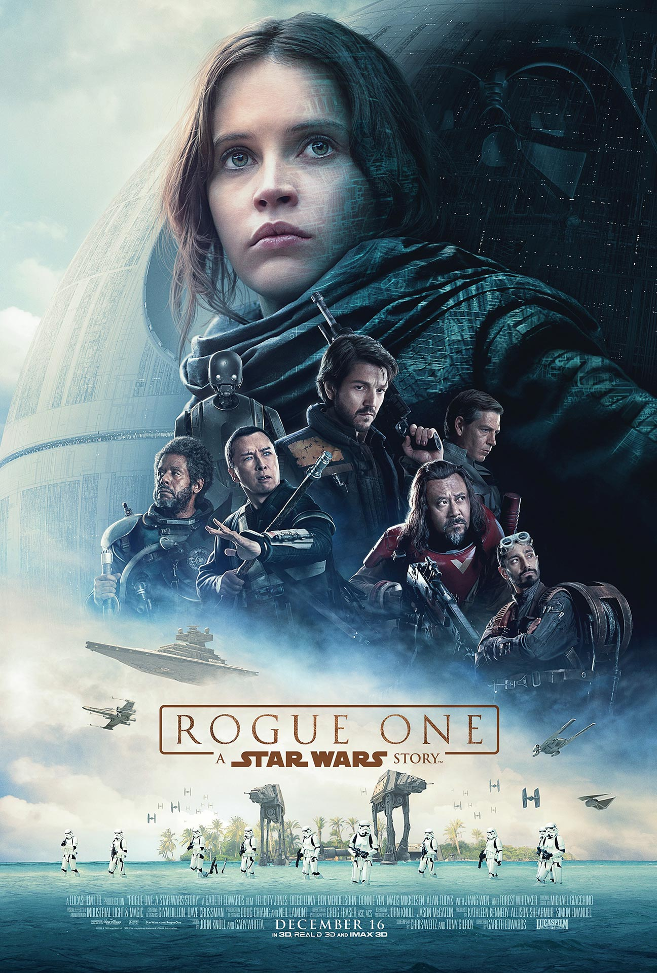Rogue One: A Star Wars Story Poster #5