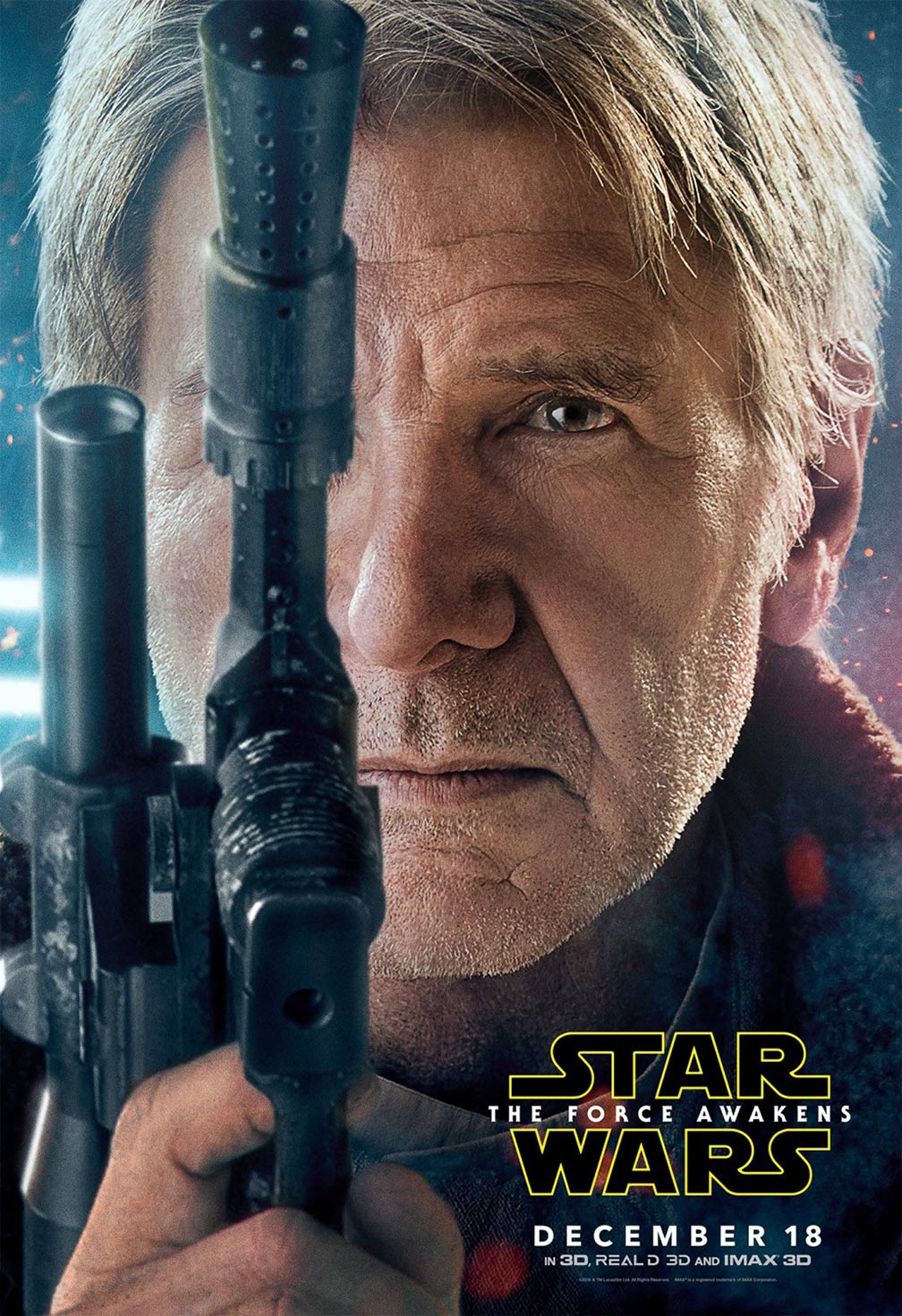 Star Wars: Episode VII - The Force Awakens Poster #10