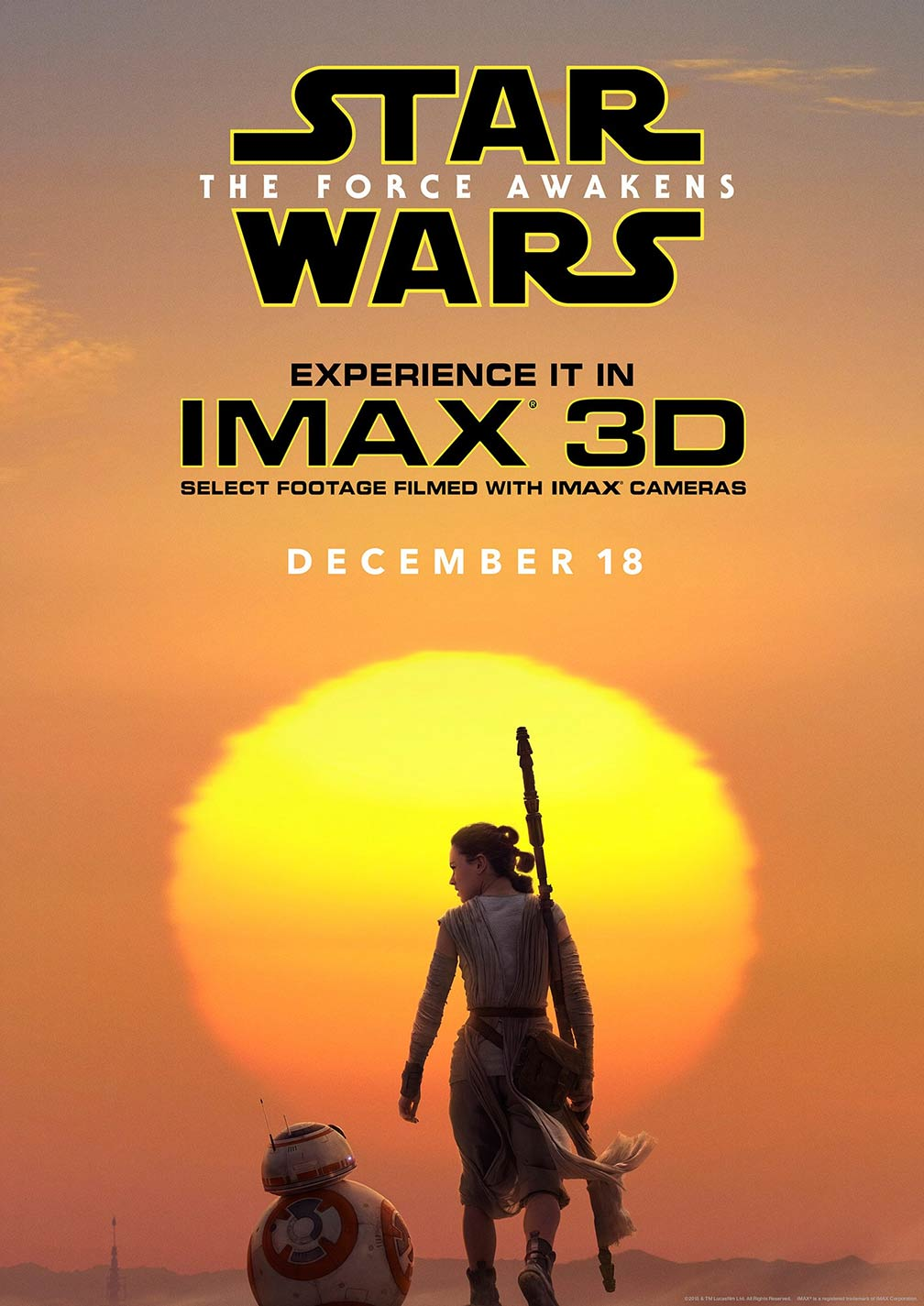 Star Wars: Episode VII - The Force Awakens Poster #11