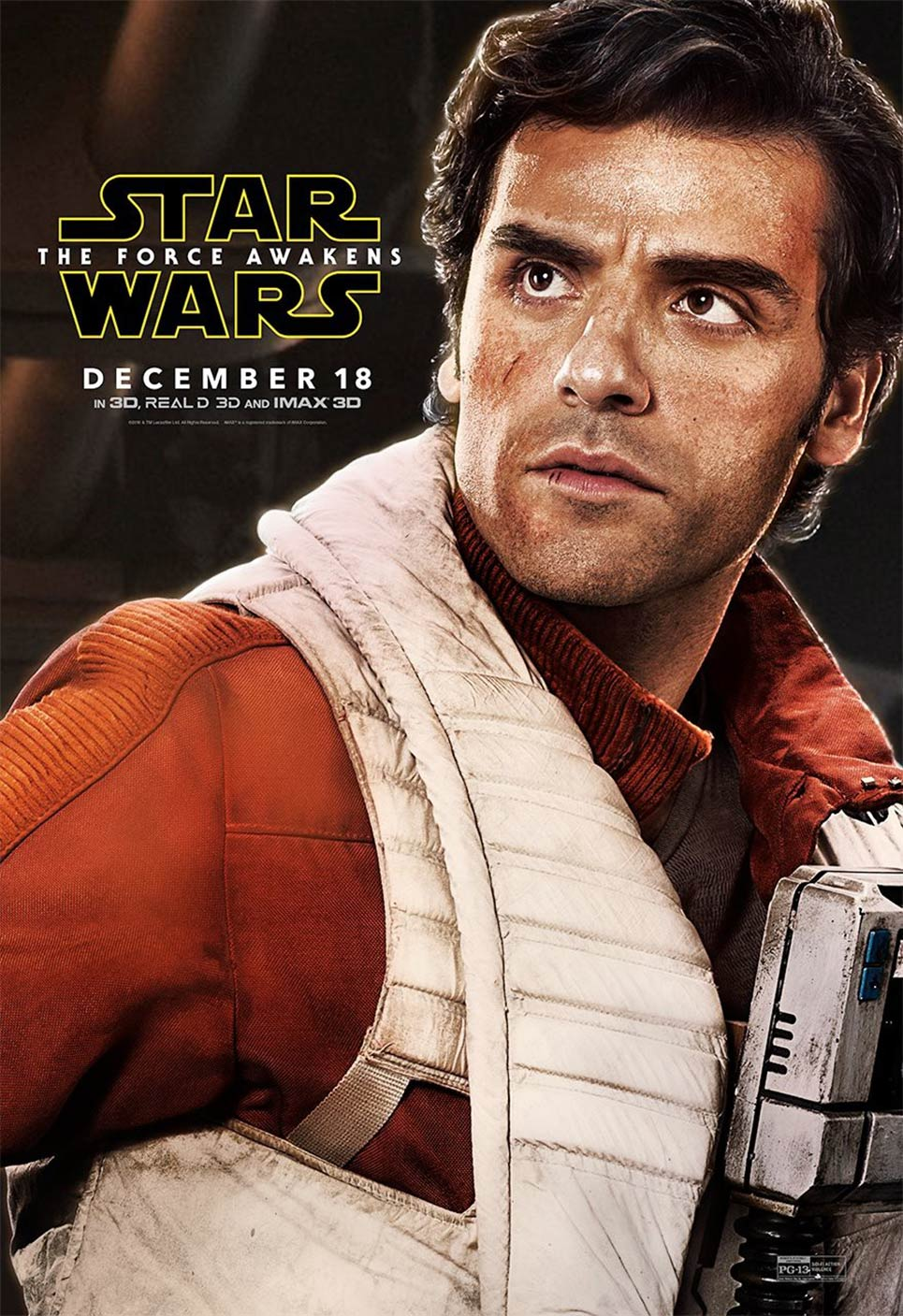 Star Wars: Episode VII - The Force Awakens Poster #17