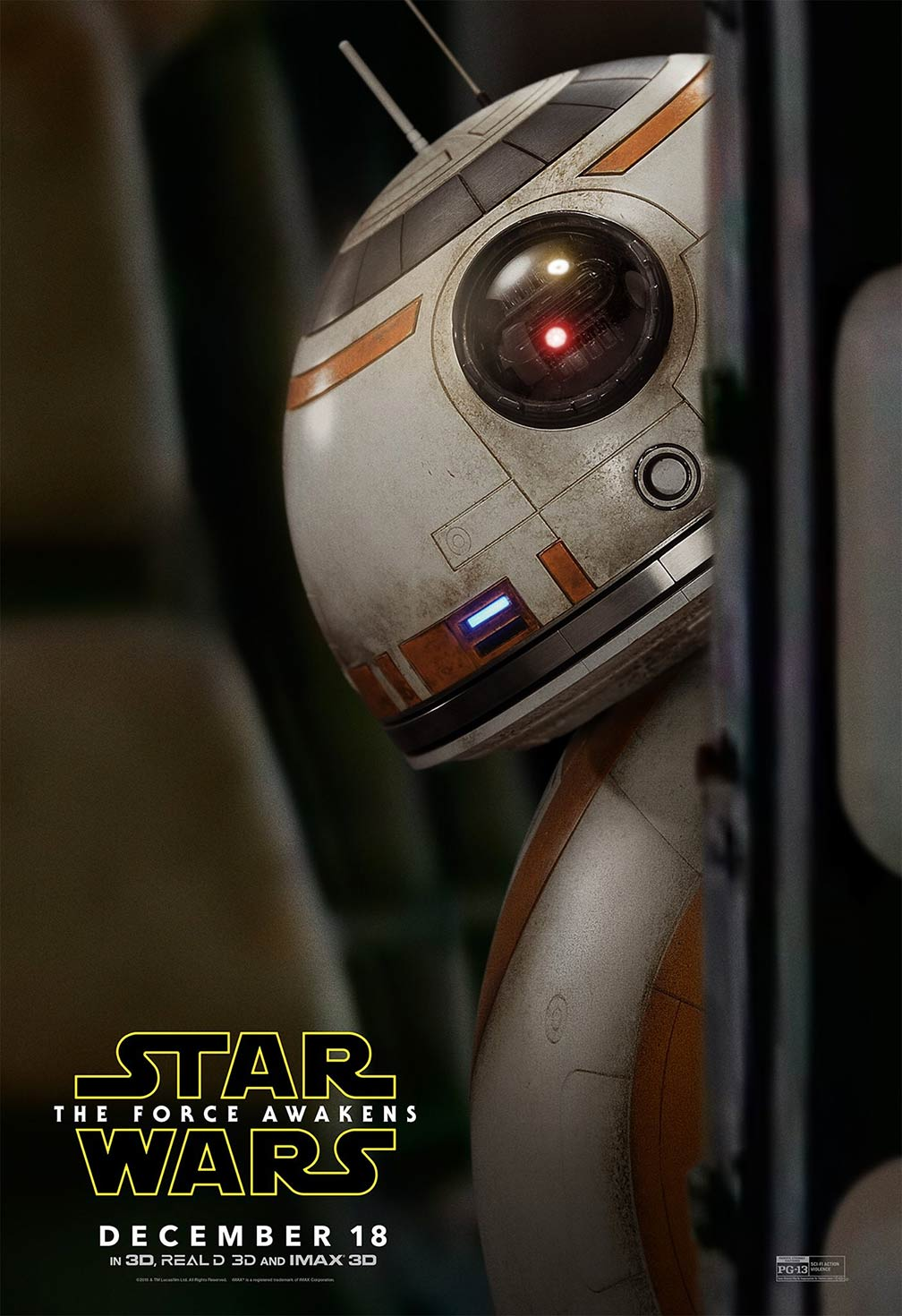 Star Wars: Episode VII - The Force Awakens Poster #18