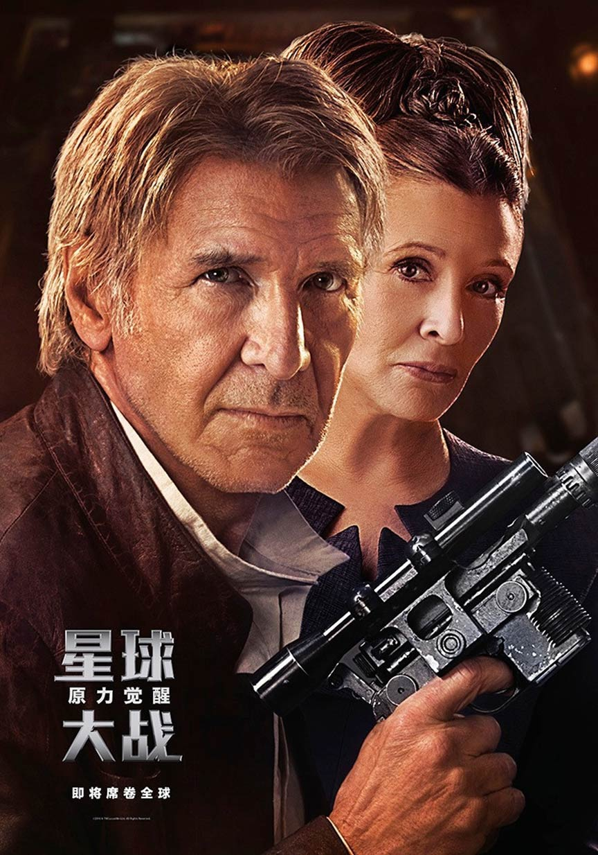 Star Wars: Episode VII - The Force Awakens Poster #22
