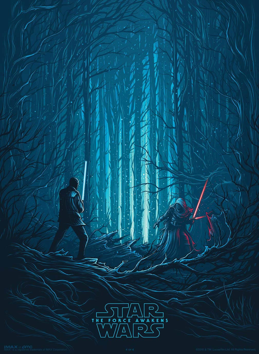 Star Wars: Episode VII - The Force Awakens Poster #25