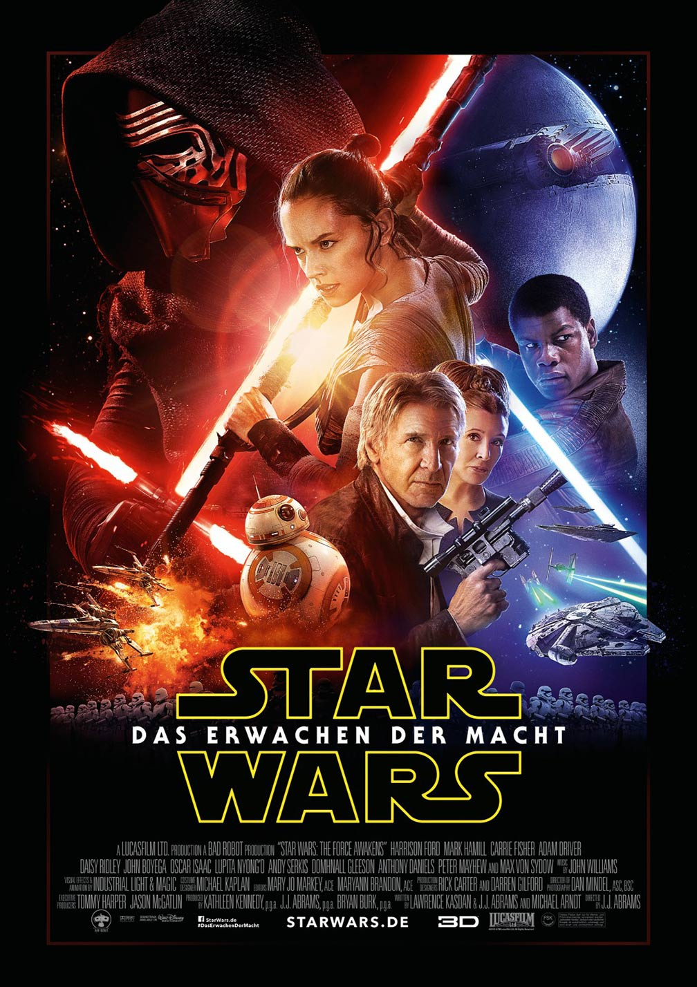 Star Wars: Episode VII - The Force Awakens Poster #5