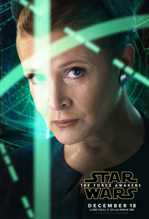 Star Wars: Episode VII - The Force Awakens Poster #6
