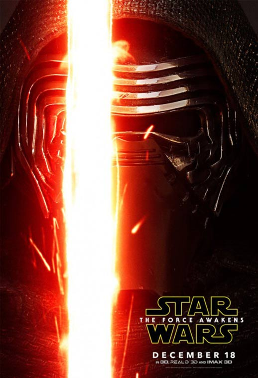 Star Wars: Episode VII - The Force Awakens Poster #9