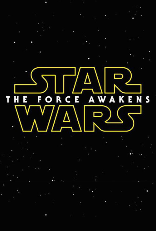 Star Wars: Episode VII - The Force Awakens Poster #1