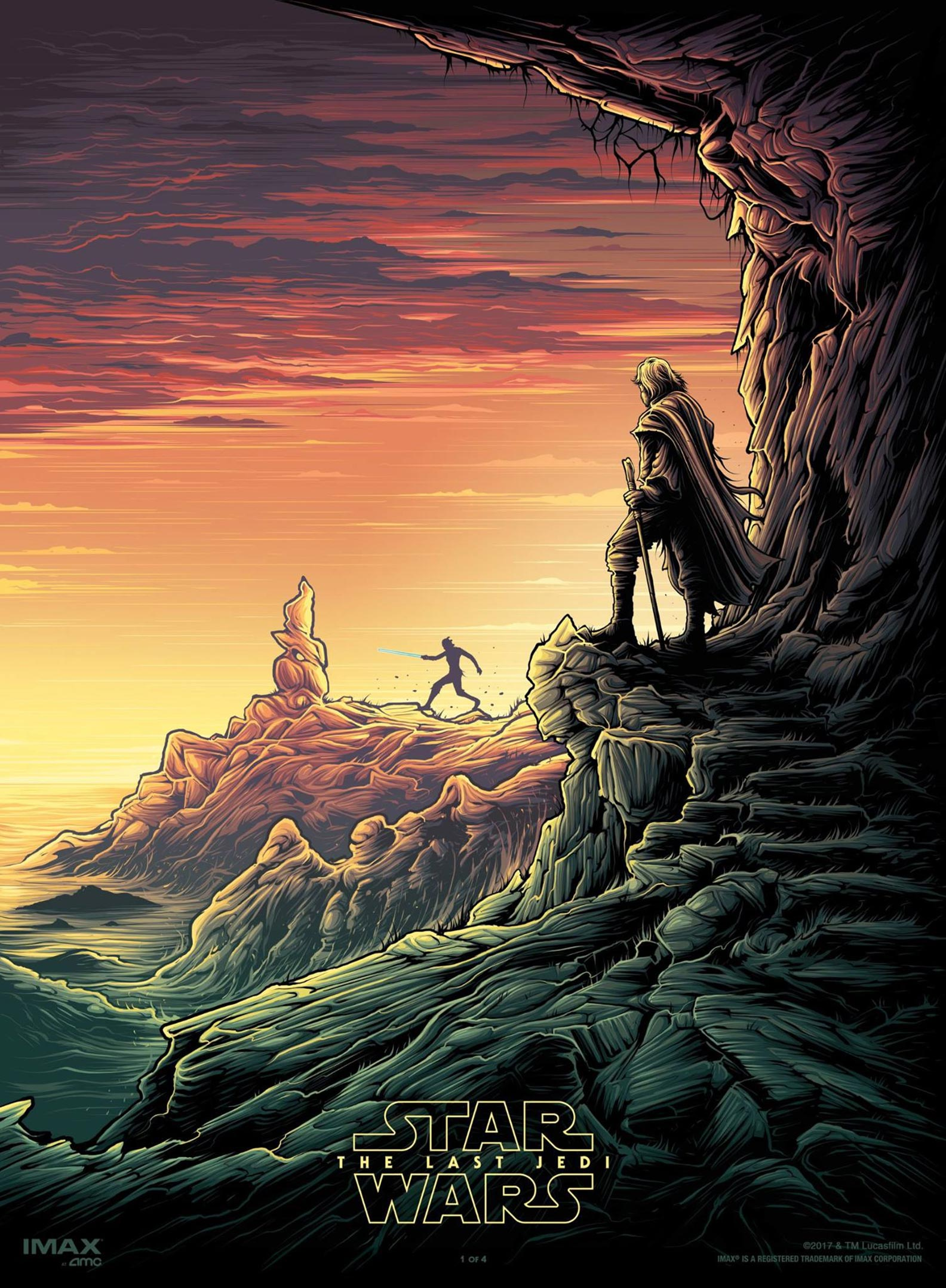 Star Wars: Episode VIII - The Last Jedi Poster #10