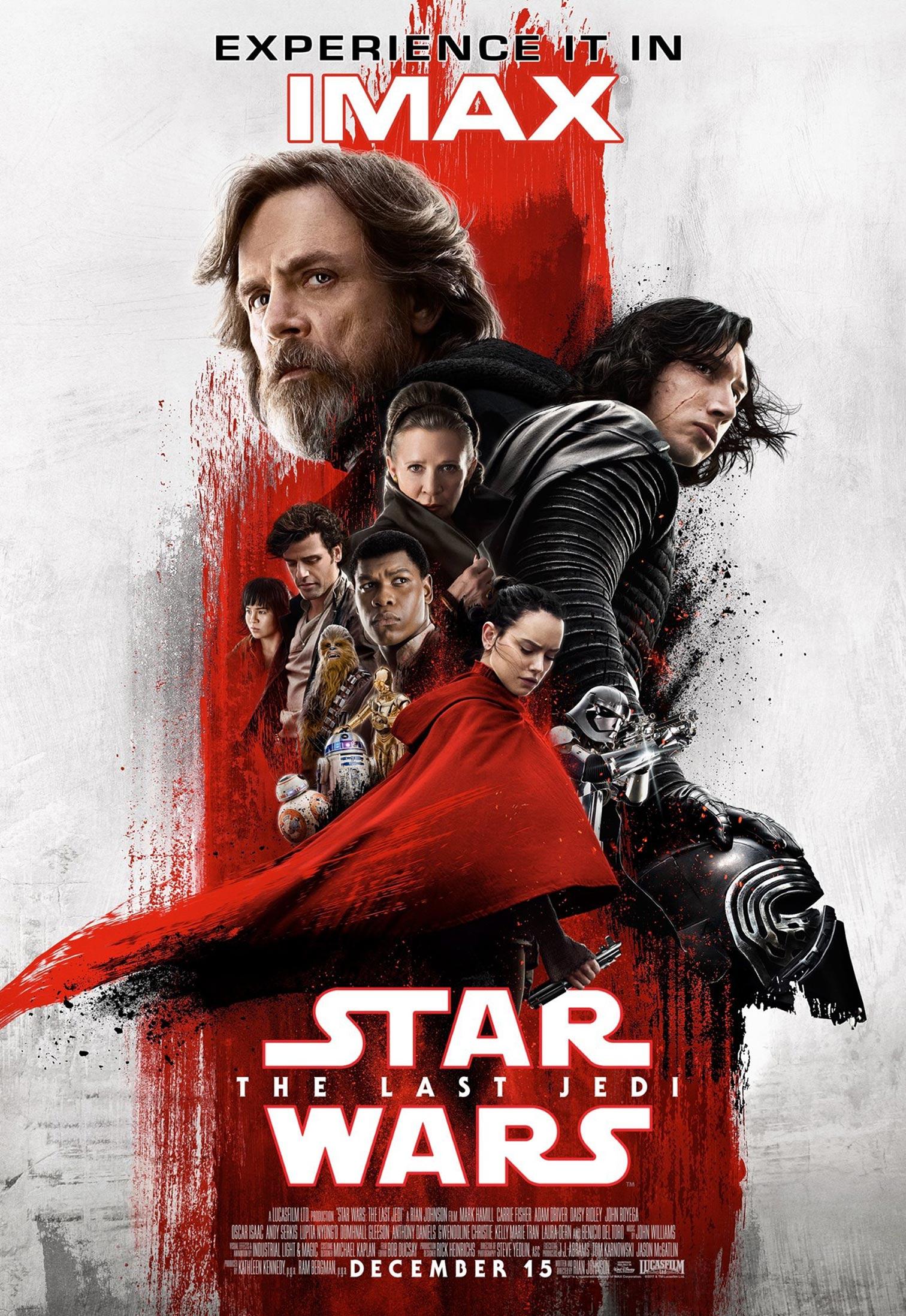 Star Wars: Episode VIII - The Last Jedi Poster #11