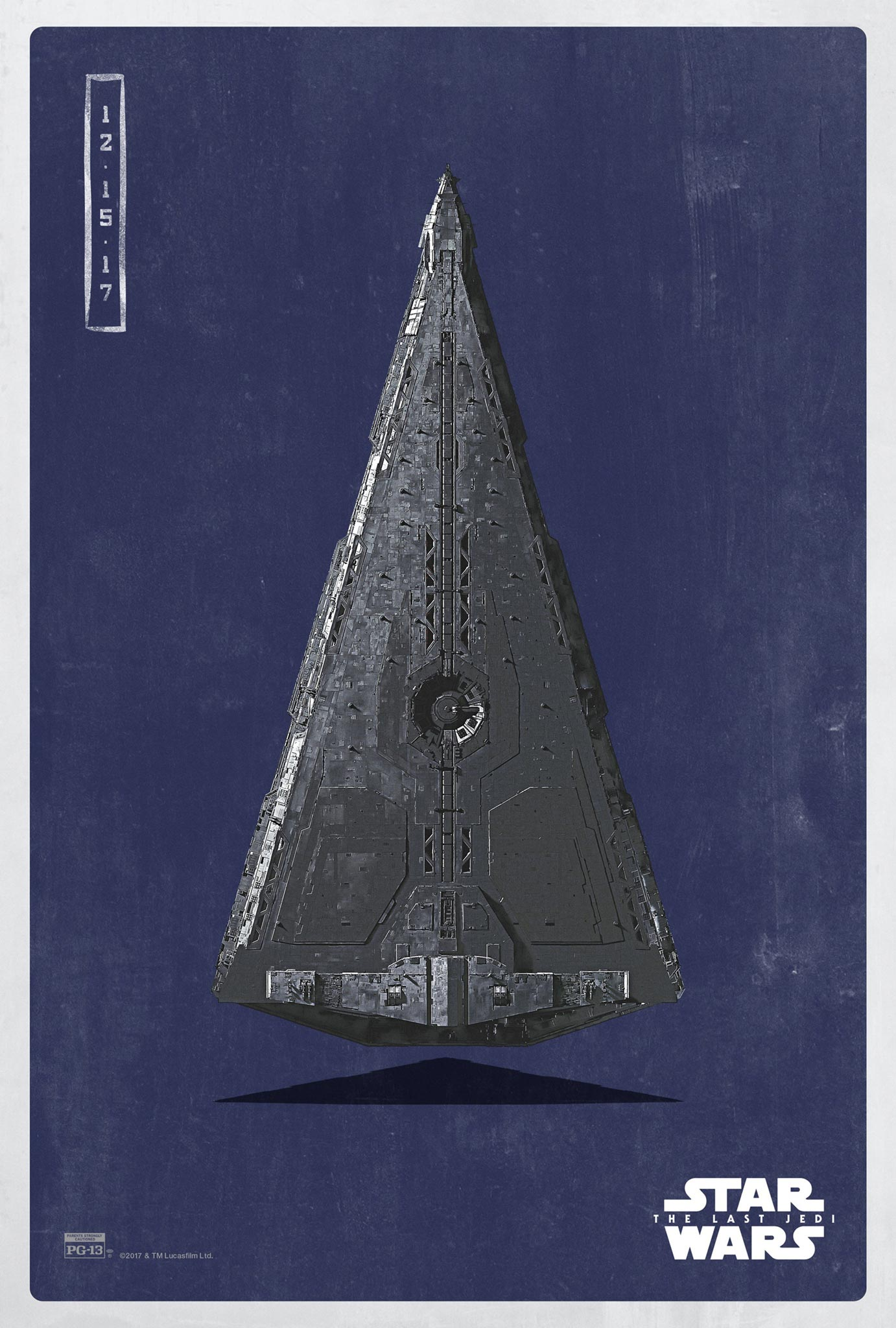 Star Wars: Episode VIII - The Last Jedi Poster #12