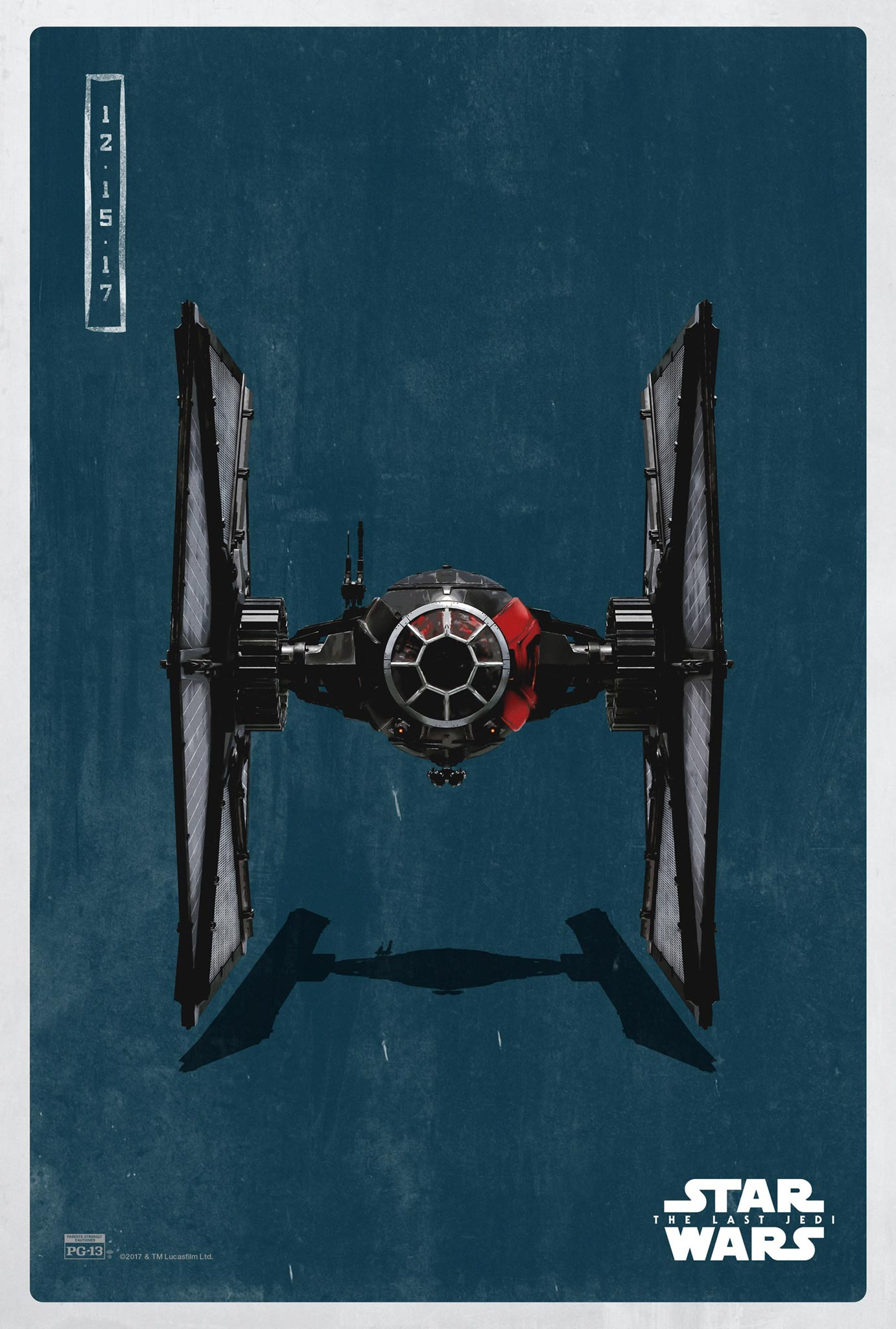 Star Wars: Episode VIII - The Last Jedi Poster #13