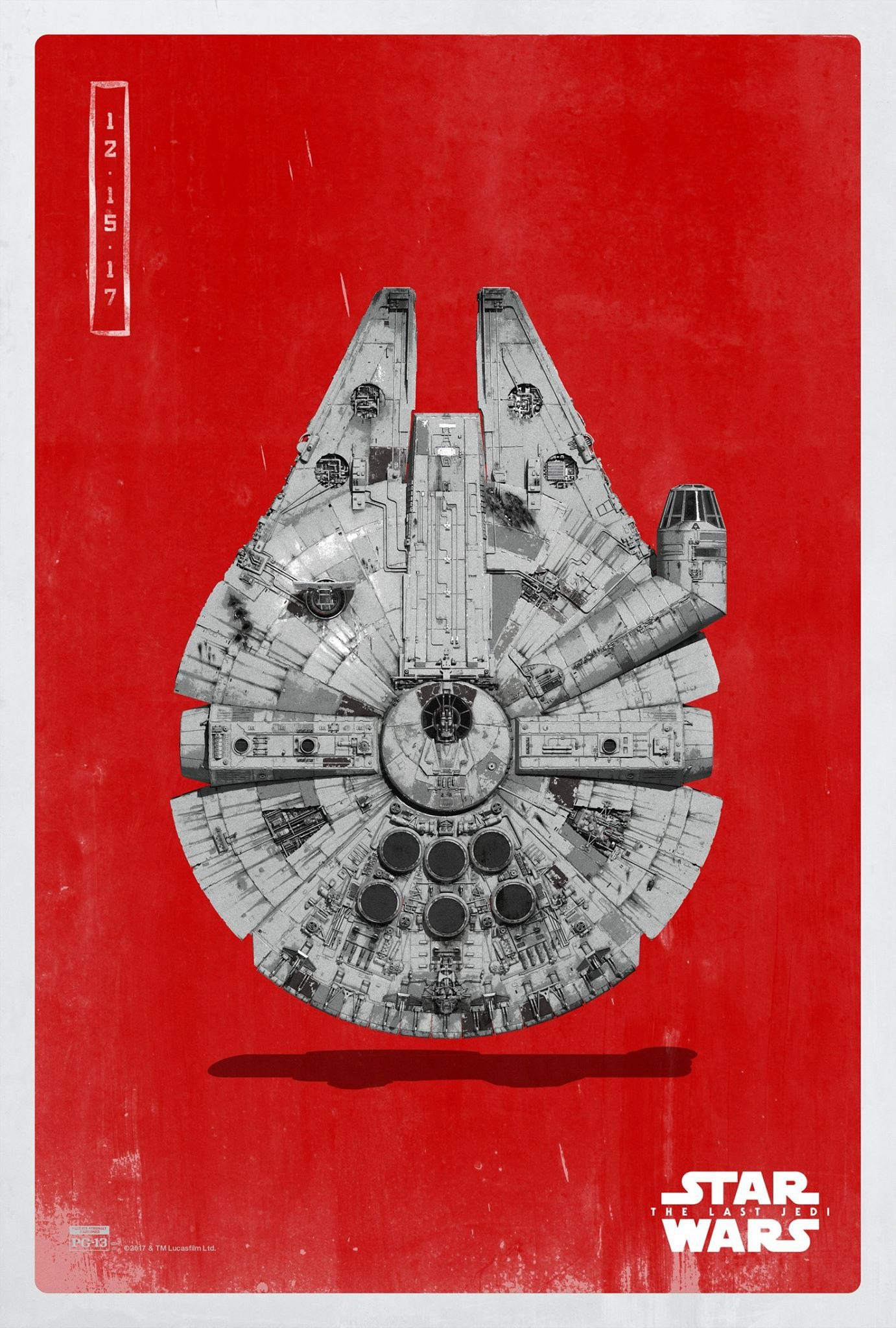 Star Wars: Episode VIII - The Last Jedi Poster #17