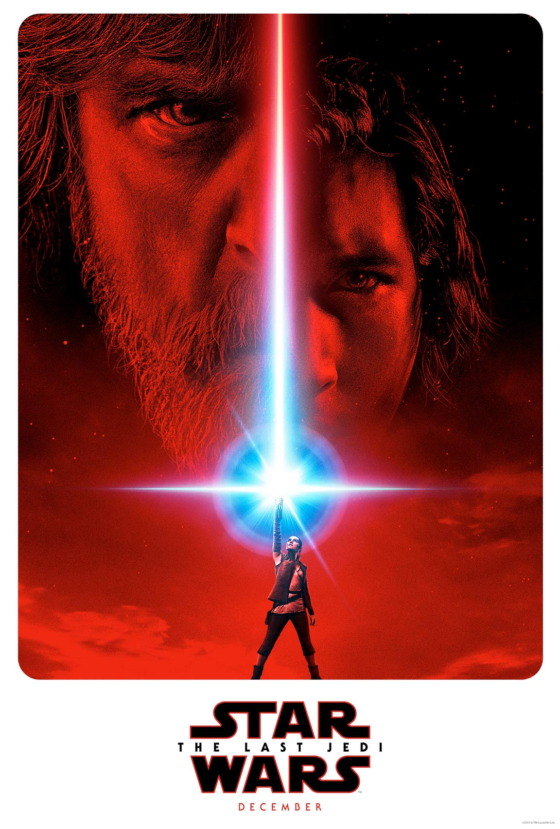 Star Wars: Episode VIII - The Last Jedi Poster #2
