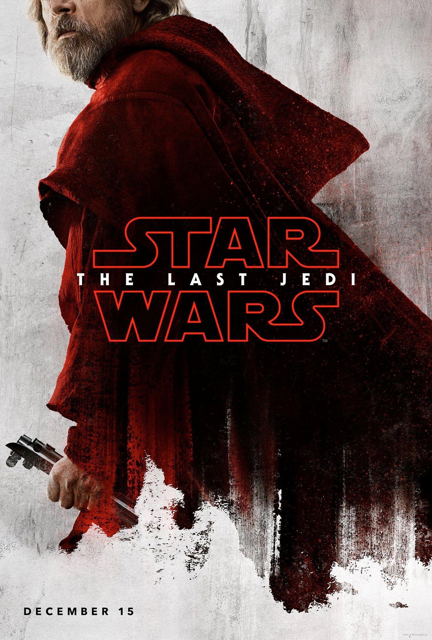 Star Wars: Episode VIII - The Last Jedi Poster #4