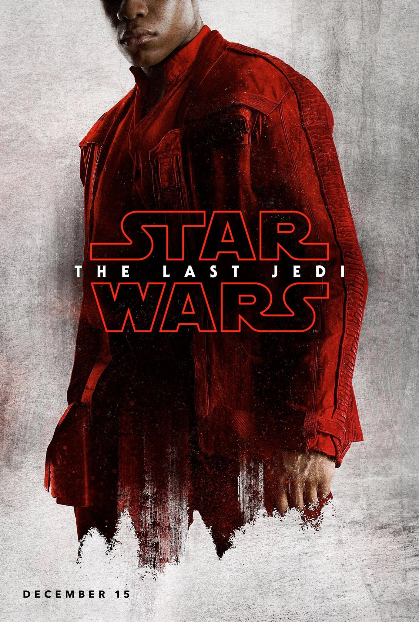 Star Wars: Episode VIII - The Last Jedi Poster #6