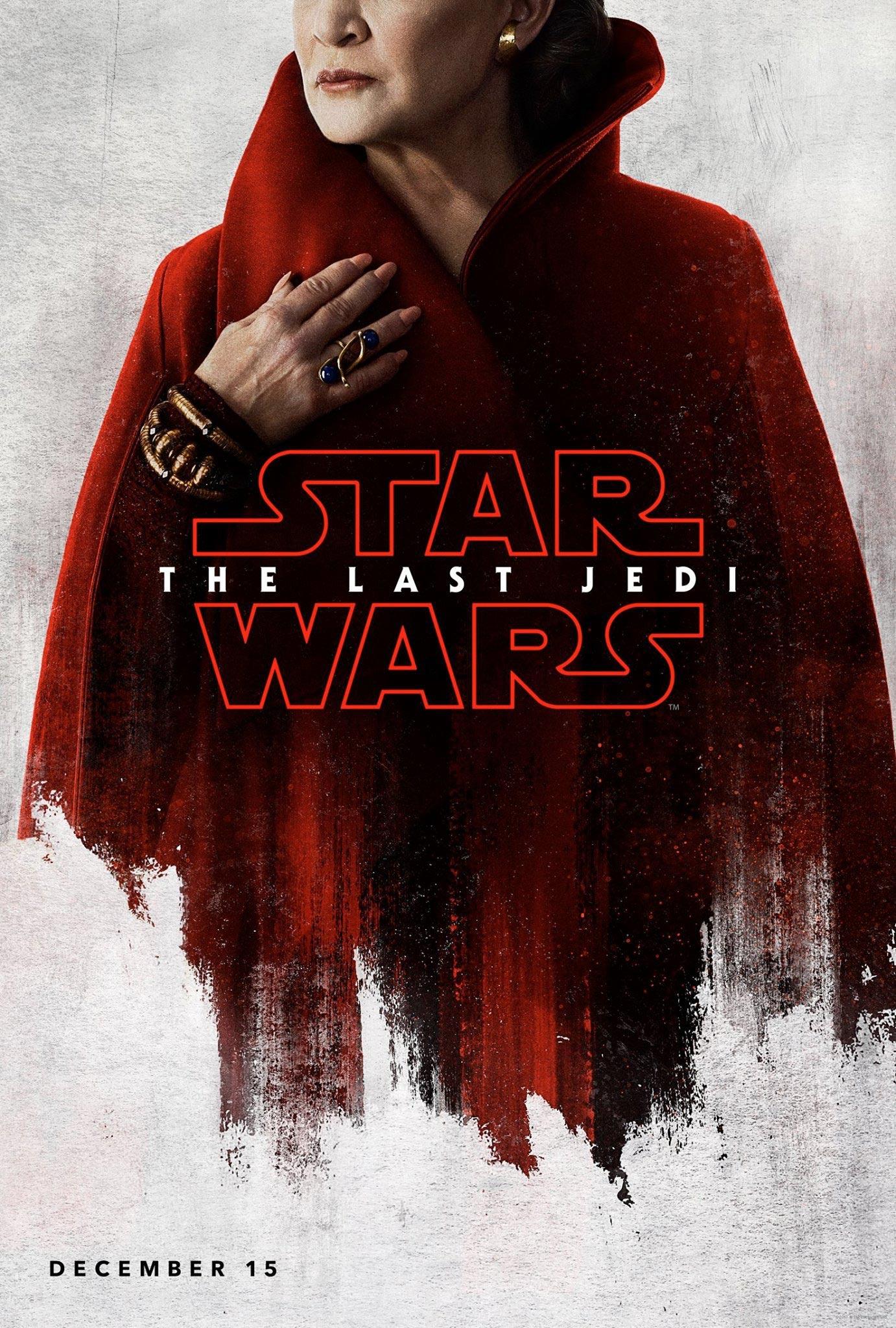 Star Wars: Episode VIII - The Last Jedi Poster #7