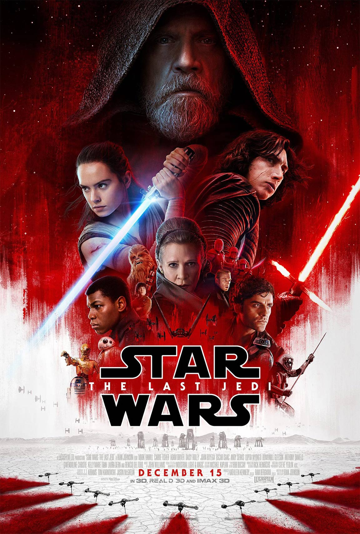 Star Wars: Episode VIII - The Last Jedi Poster #9