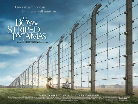 The Boy in the Striped Pyjamas Poster #1