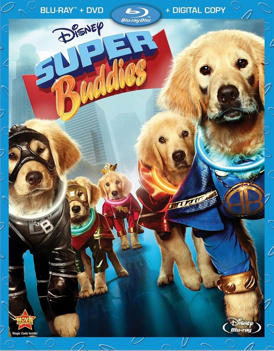 Super Buddies Poster #1