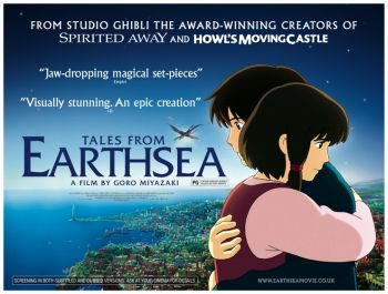 Tales from Earthsea Poster #1