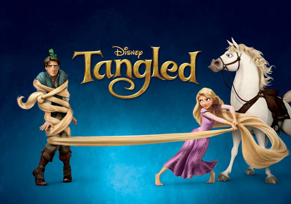 Tangled Poster #10