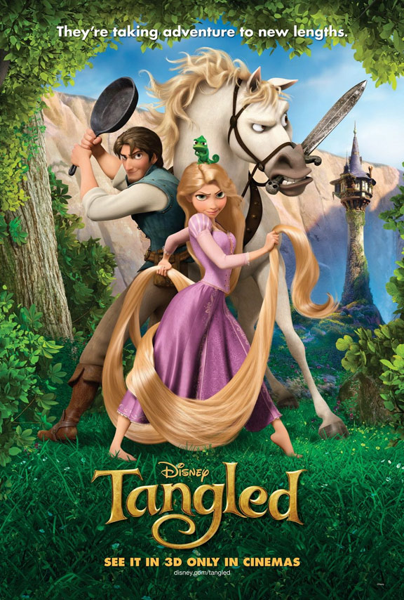 Tangled Poster #4
