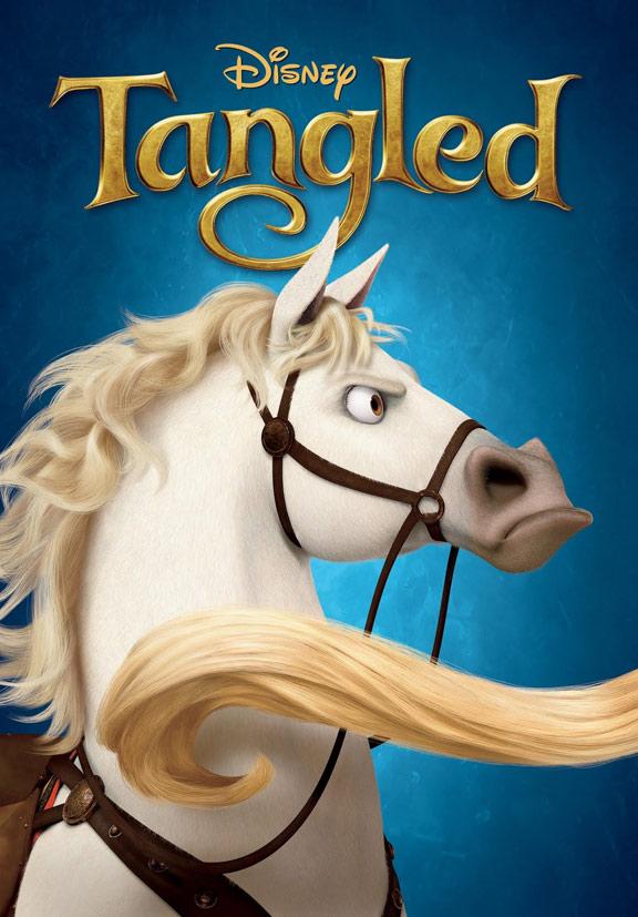 Tangled Poster #7