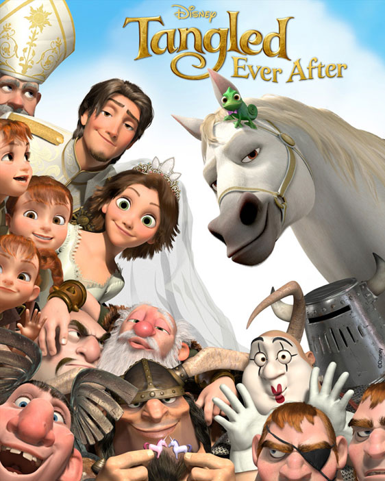 Tangled Ever After Poster #1