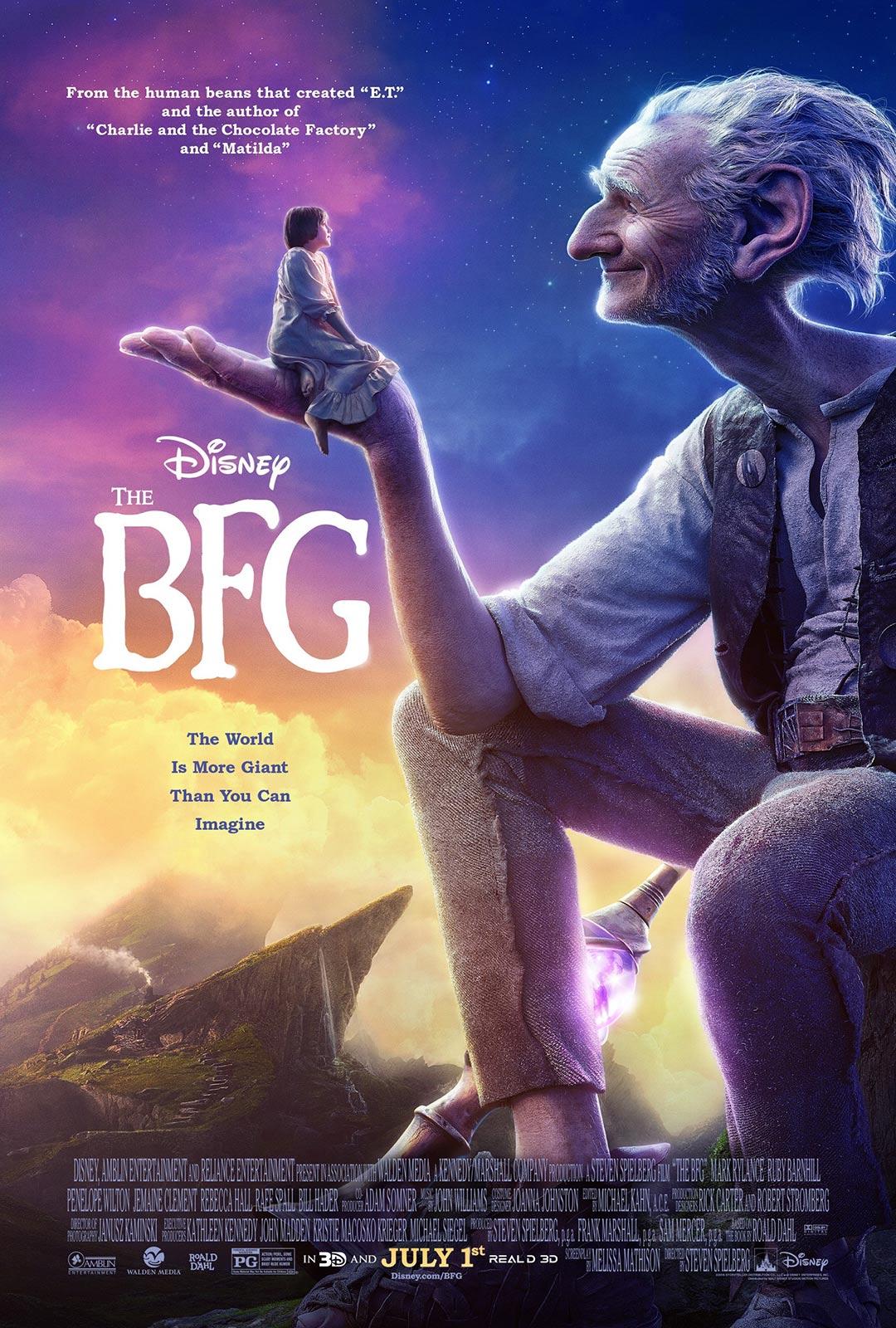 The BFG Poster #2