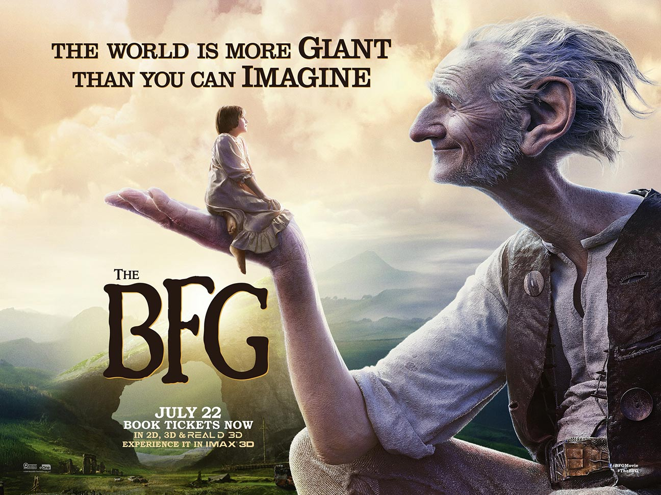 The BFG Poster #3