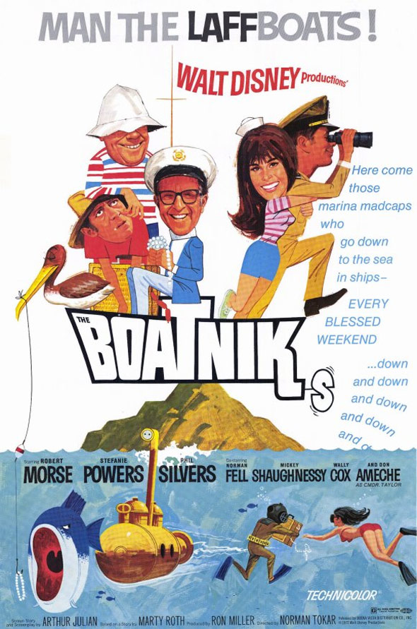 The Boatniks Poster #1