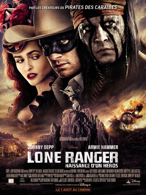 The Lone Ranger Poster #10