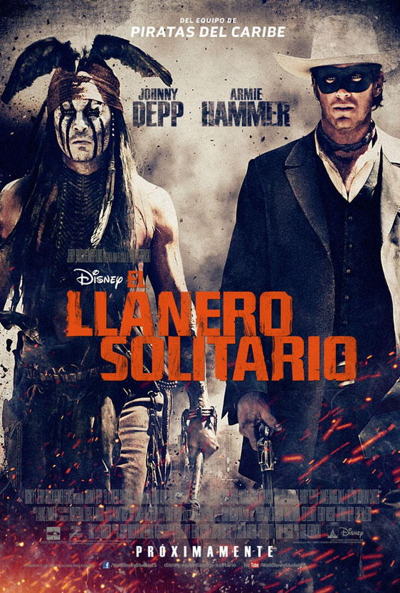 The Lone Ranger Poster #9